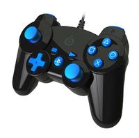 Bigben Interactive BB343526 Spielkontroller (Schwarz, Blau)