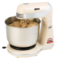 Bestron AKM100RE Mixer (Beige)