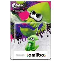 Nintendo Inkling Squid Amiibo Splatoon (Grün)