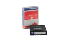 Tandberg Data HDD-based RDX Media 3.0 (3.1 Gen 1) 3000GB Grau (Grau)