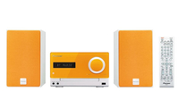 Pioneer X-CM35 (Orange, Weiß)