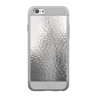 Hama Material Case Hammered (Silber)