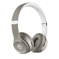 Beats by Dr. Dre Solo² Luxe (Silber, Weiß)