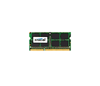 Crucial 4 GB DDR3L-1866 4GB DDR3L 1866MHz Speichermodul (Schwarz, Grün)