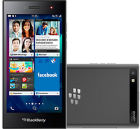 Telekom BlackBerry Leap Single SIM 4G 16GB Schwarz (Schwarz)