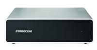 Freecom Quattro 3.0 (Schwarz, Edelstahl)
