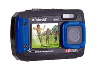 Polaroid iE090 (Schwarz, Blau)