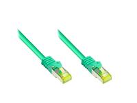 Alcasa 8070R-100G Netzwerkkabel (Grün)