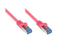 Alcasa 8060-H015M Netzwerkkabel (Magenta)