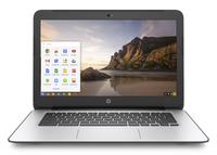 HP Chromebook 14 G4 (Silber)