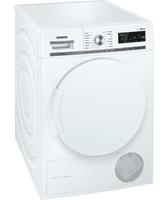 Siemens WT44W5W0 A+++ Freistehend 8kg Front-load Weiß Wäschetrockner (Weiß)