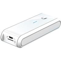 Ubiquiti Networks UC-CK 0.1TB Eingebauter Ethernet-Anschluss Weiß Speichergerät für die persönliche Cloud (Weiß)