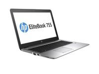 HP EliteBook 755 G3 2.1GHz A12 PRO-8800B 15.6Zoll 1920 x 1080Pixel 3G Schwarz, Grau (Schwarz, Grau)