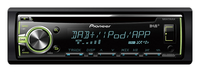 Pioneer DEH-X6800DAB car media receiver (Schwarz)