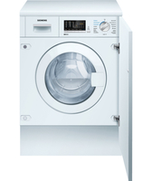Siemens WK14D541 Eingebaut Frontlader B Waschtrockner