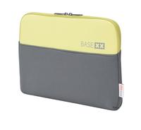Dicota D31137 11.6Zoll Notebook sleeve Grau, Limette Notebooktasche (Grau, Limette)