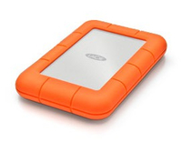 LaCie   Rugged Mini (Orange)