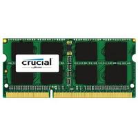Crucial 8 GB DDR3L-1866 8GB DDR3L 1866MHz Speichermodul (Schwarz, Grün)