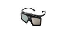 Celexon G1000 Schwarz 1Stück(e) Steroskopische 3-D Brille (Schwarz)