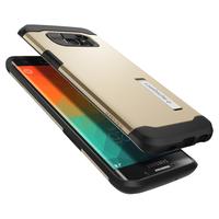 Spigen SGP11702 Handy-Schutzhülle (Schwarz, Gold)