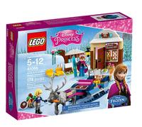 LEGO Disney Princess Annas und Kristoffs Schlittenabenteuer (Mehrfarbig)