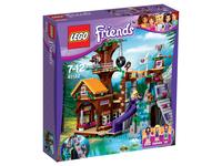 LEGO Friends Abenteuercamp Baumhaus (Mehrfarbig)