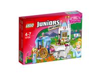 LEGO Juniors Cinderellas Märchenkutsche (Mehrfarbig)