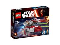 LEGO Star Wars Obi-Wan's Jedi Interceptor 215Stück(e) (Mehrfarben)