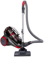 Hoover ST20 Zylinder-Vakuum 10l 700W A Schwarz, Rot (Schwarz, Rot)