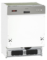 Exquisit EGSP1212E/B Integrierbar 12Stellen A+ Spülmaschine
