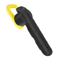 Jabra Steel im Ohr Monophon Kabellos Schwarz, Gelb Mobiles Headset (Schwarz, Gelb)