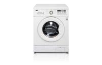 LG F14B8QDA0H Freistehend Frontlader 7kg 1400RPM A+++-30% Waschmaschine (Weiß)
