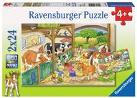 Ravensburger A Day at the Farm