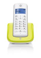 Motorola T201 Dect (Grün, Weiß)