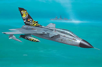 Revell Tornado Assembly kit Fixed-wing aircraft (Mehrfarbig)