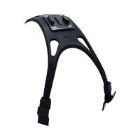 Rollei 4048805216239 Zubehör für Actionkamera (Schwarz)