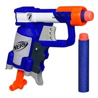 Hasbro Nerf N-Strike Elite Jolt (Schwarz, Blau, Orange, Weiß)