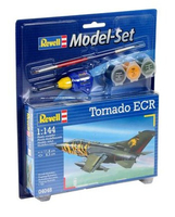 Revell Tornado ECR 1:144 Assembly kit Fixed-wing aircraft (Mehrfarbig)