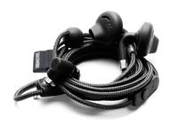 Urbanears Sumpan im Ohr Binaural Verkabelt Schwarz Mobiles Headset (Schwarz)