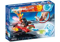 Playmobil Sports & Action 6834 Baufigur (Mehrfarbig)
