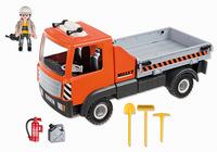 Playmobil City Action 6861 Baufigur (Mehrfarbig)