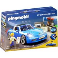 Playmobil Porsche 911 Targa 4S (Mehrfarbig)