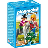 Playmobil Country 6950 Baufigur (Mehrfarbig)