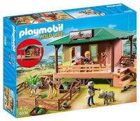 Playmobil Wild Life 6936 Baufigur (Mehrfarbig)