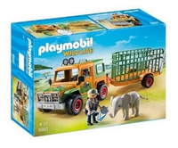 Playmobil Wild Life 6937 Baufigur (Mehrfarbig)