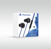 Sony 9895138 Headset (Schwarz, Blau)
