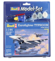Revell Eurofighter Typhoon 1:144 Assembly kit Fixed-wing aircraft (Mehrfarbig)