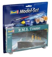 Revell R.M.S. Titanic 1:1200 Passenger ship Assembly kit (Mehrfarben)