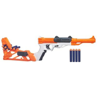 Hasbro Nerf N-Strike SharpFire Blaster (Orange, Weiß)