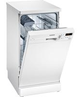Siemens SR25E207EU Freestanding 9Stellen A+ Weiß Spülmaschine (Weiß)